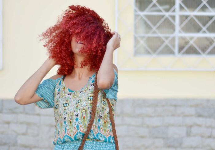 Fuja do padrão - Seu cabelo, suas regras