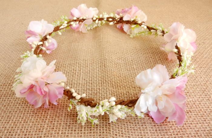 DIY - Headband Floral