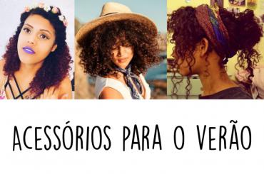 Acessórios de cabelo para o verão – Inspiração Pinterest